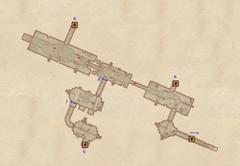 Юго-восточный туннель. План