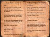 Aunt Anela's Cookbook