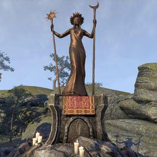 Kaplica Azury z gry The Elder Scrolls Online