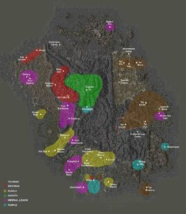 MW Factions