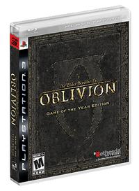 Oblivion GOTY