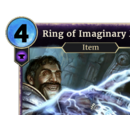 Ring of Imaginary Might