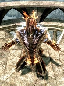 Wildream - основной персонаж