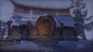 Здание в Деревне Бликрок 6