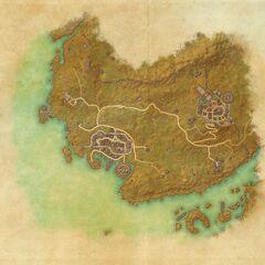 Золотой берег (карта)