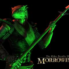 Argonianin w The Elder Scrolls III: Morrowind