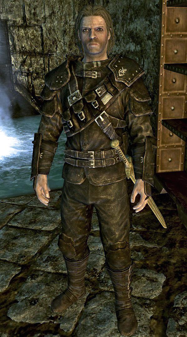 Mercer Frey | Elder Scrolls | FANDOM powered by Wikia