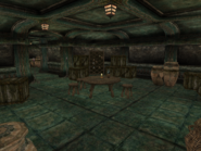 Mournhold Royal Palace Basement Interior