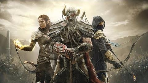 The Elder Scrolls Online – Tráiler 10 millones de historias