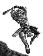 Воин Предела Кагарах