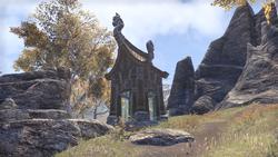 Дорожное святилище шахты Северный Ветер