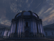 Здание в Имперском городе (Oblivion) 86