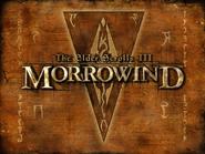 Menu principale (Morrowind)