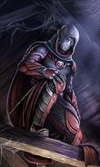 Necrom Mastermind card art