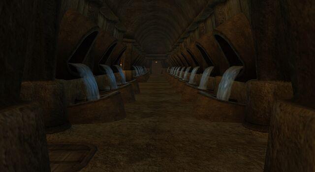 File:TES3 Morrowind - Molag Mar - Canalworks interior.jpg