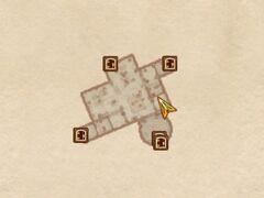 Замок Скинград - Южный зал