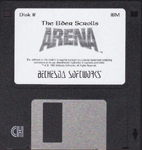 Arena - Floppy Disc