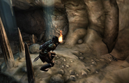 Black Rock Caverns Second Switch