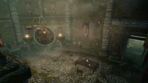 Dawnstar Sanctuary Hall
