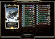 Paarthurnax's Roar deck