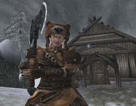 Skaal Warrior Screenshot