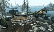 Solstheim Dragon Mound