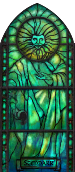 Stendarr Stained Glass