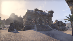 Здание в Козансете 11