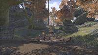 Сиродил (Online) — Святилище Вермины у озера Поппад