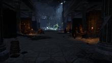 Тайная комната в хранилище Предателя