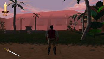 Atak na Pałac 34 (Redguard)