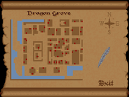 Dragon Grove full map