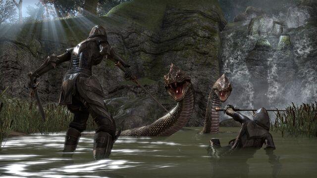 File:Giant Snake Battle.jpg
