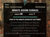 Innate Axiom