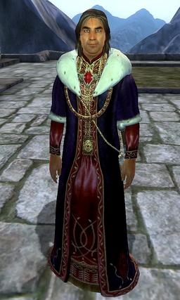 Martin Septim Royal Robe