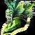 Treasure Gem Green