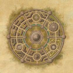 Имперский город (план)