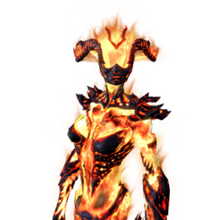 Огненный атронах Flame Atronach 001