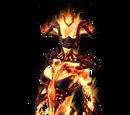 Огненный атронах (Skyrim)