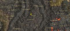 Пещеры Дунирай. Карта