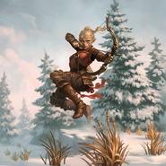 Archer's Gambit card art