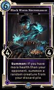 Black Worm Necromancer DWD
