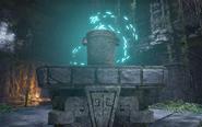 Cursed Skull Cylinder