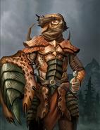 Dreugh Shell Armor card art