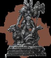 Estatua Ysgramor Concep