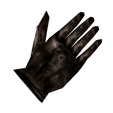 File:TES3 Morrowind - Glove - Black Right Glove.png
