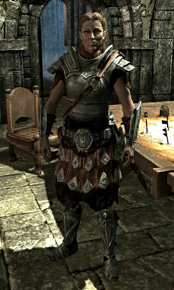 Legate Rikke (Skyrim) | Elder Scrolls | FANDOM powered by Wikia