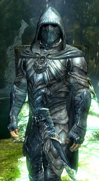 Nightingale Armor Elder Scrolls