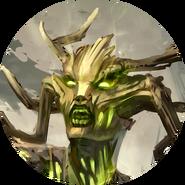 Voracious Spriggan avatar (Legends)