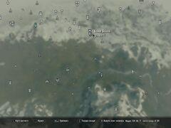 Камни Вейнон на карте